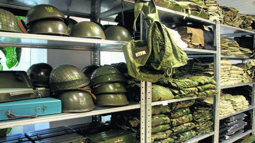 Wyprzedaże Wojskowe w Szczecinie - tanio mienie wojskowe