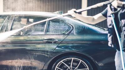 Jak dobrze myć samochód