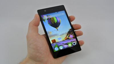 Smarfton MyPhone Infinity 3G - Test i Opinia