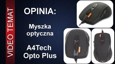 Myszka optyczna A4Tech Evolution Opto Plus 7D - Opinia