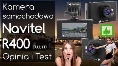 Kamera samochodowa Navitel R400 – Opinia i Test