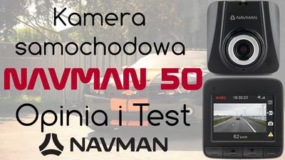 Navman 50 Kamera samochodowa – Opinia i Test