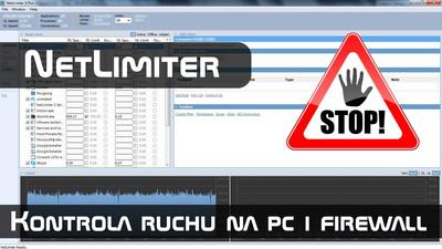 Firewall i monitor ruchu sieci Net Limiter – Opinia