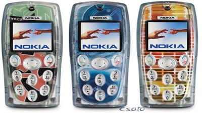 Telefon komórkowy Nokia 3200 - Opinia