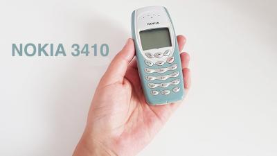 Telefon komórkowy Nokia 3410 - Opinia