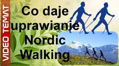 Co daje chodzenie z nordic walking