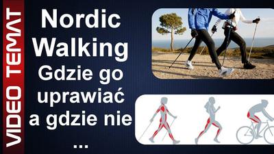 Gdzie i jak prawidłowo uprawiać Nordic Walking