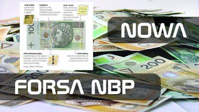 Nowe pieniądze i banknoty w Polsce