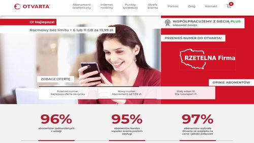 Sieć mobilna OTVARTA – Opinia i Test