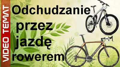 Odchudzanie dzięki jeździe rowerem