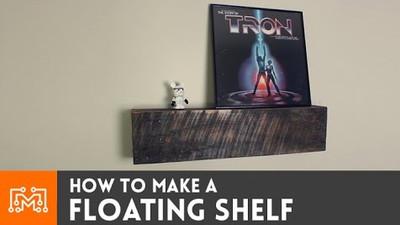 Jak zrobić zabudowaną półkę na ścianie