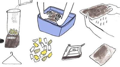 Jak zrobić papier czerpany