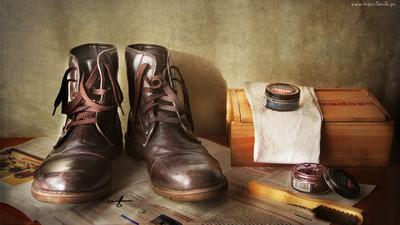Jaką wybrać pastę do butów