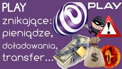 Uwaga na telefon w Play – znikają pieniądze i transfer