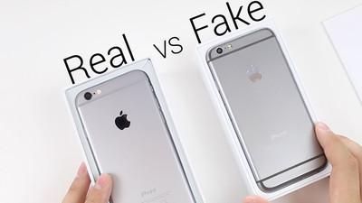Podrabiane telefony komórkowe