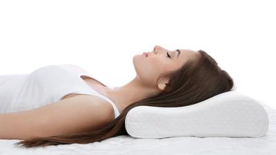 Jaką wybrać poduszę ergonomiczną - ortopedyczną