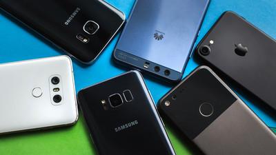 Najpopularniejsze Smartfony - ranking