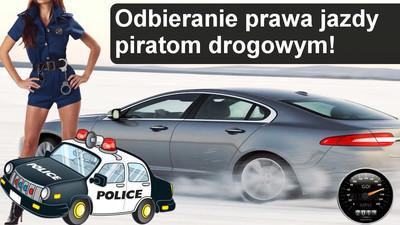 Zabieranie prawa jazdy kierowcom – przepisy prawa