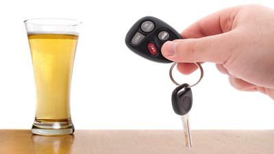Prowadzenie pojazdu po wypiciu alkoholu