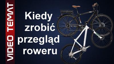Jak zrobić przegląd sprawności roweru