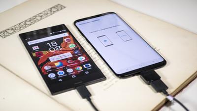 Jak przenieść pliki na nowy smartfon