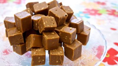 Przepis jak zrobić krówki - słodycze i cukierki