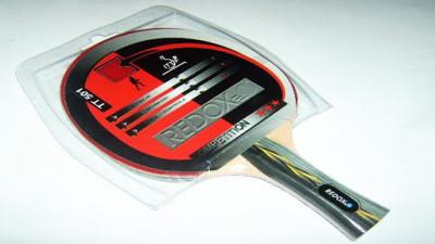 Rakietka do tenisa stołowego Redox TT 501 i 502 - Opinia
