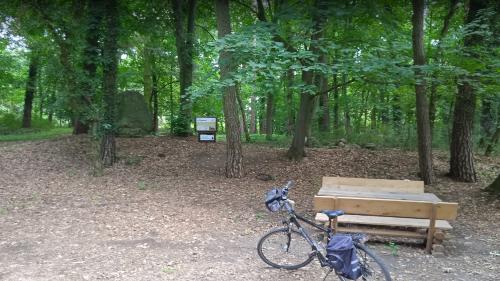 Rogowo - Pomnik poświęcony mieszkańcom wsi poległym w I wojnie światowej