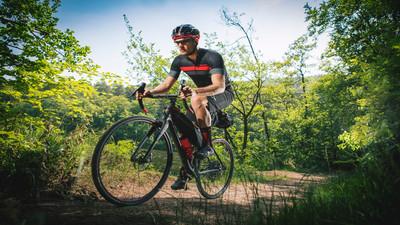 Jak jeździć rowerem pod wiatr