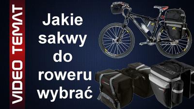Jakie sakwy i kufry wybrać do roweru