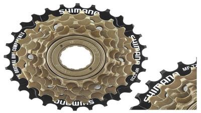 Wolnobieg rowerowy Shimano MF-TZ20 – Opinia