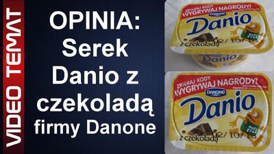 Serek Danio z czekoladą - Opinia