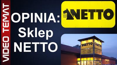 Sklep Netto – Opinia