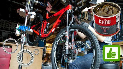 Co trzeba smarować w rowerze gęstym smarem