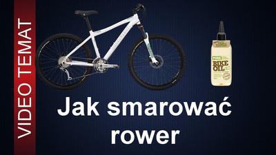 Jak prawidłowo smarować i oliwić rower