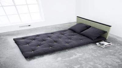 Jak zrobić spanie na podłodze