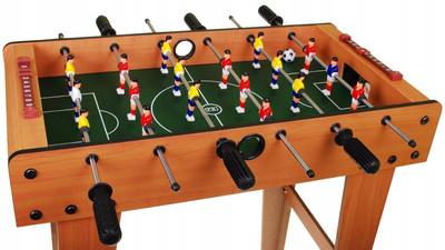 Jak zrobić stół do gry w piłkarzyki