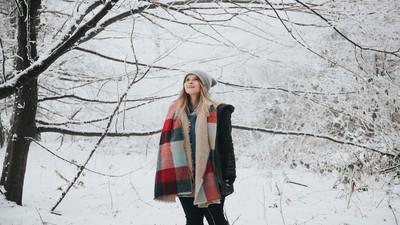 Jaki wybrać szalik na zimę
