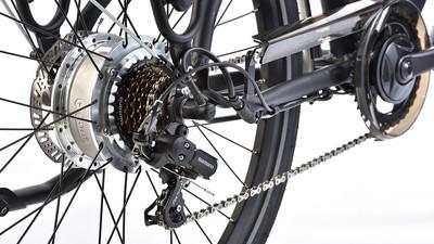 Jak naprawić tarcie łańcucha w rowerze