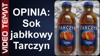 Sok jabłkowy Tarczyn - Opinia