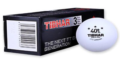 Piłka do tenisa stołowego TIBHAR ITTF - Opinia