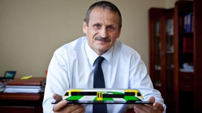 Tomasz Zaboklicki – pesa i król pociągów