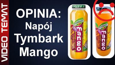 Napój Tymbark owoce świata o smaku Mango - Opinia