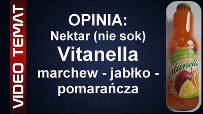 Vitanella picie z Biedronki - Opinia