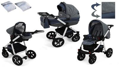 Jaki wybrać wózek dla dziecka