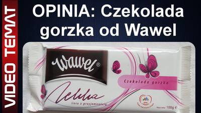 Czekolada Wawel Lekka i gorzka bez cukru – Opinia