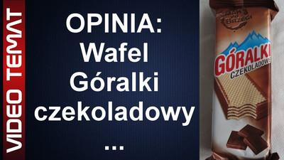 Wafelek czekoladowy Góralki - Opinia