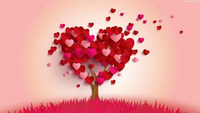 Najlepsze życzenia na Walentynki