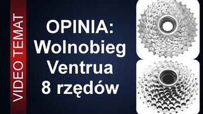 Wolnobieg 8 rzędowy – Ventura – Opinia