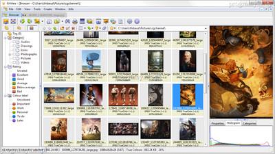 Przeglądarka graficzna i edytor grafiki Xnview - Opinia